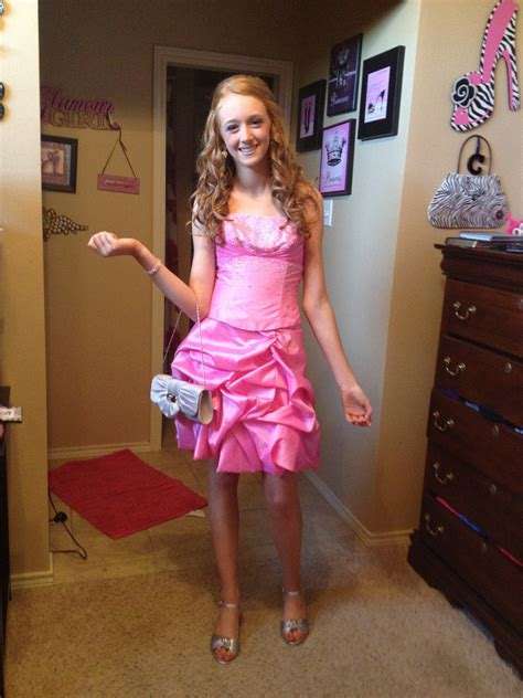 Going Green - The Green's Life: Cassidy's 8th Grade Formal!