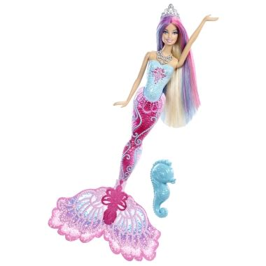 Barbie Color Magic Mermaid Review and Giveaway Sweepstakes