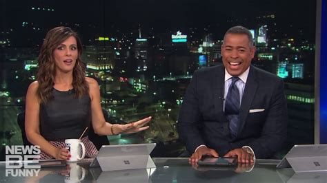 Funny News Bloopers of the Week #2 (August 2017) - YouTube