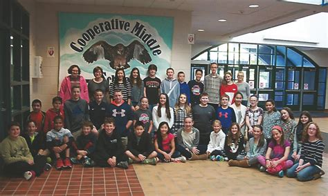 Cooperative Middle School announces honors - News