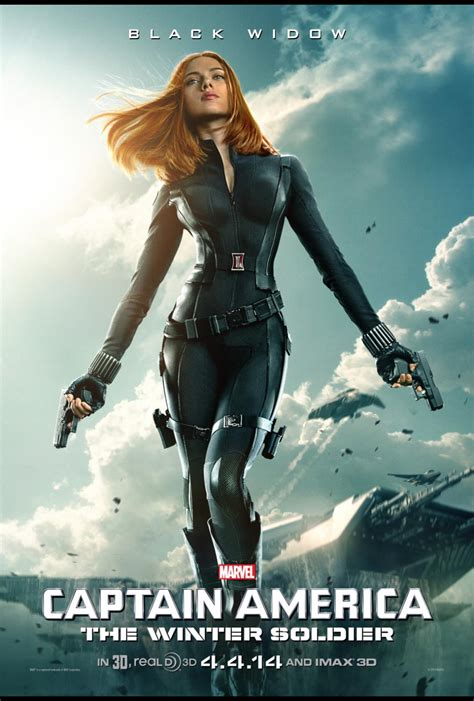 """MARVEL's """"Captain America: The Winter Soldier"""" Movie"""
