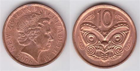 New Zealand 10 cent coin | Currency Wiki | FANDOM powered