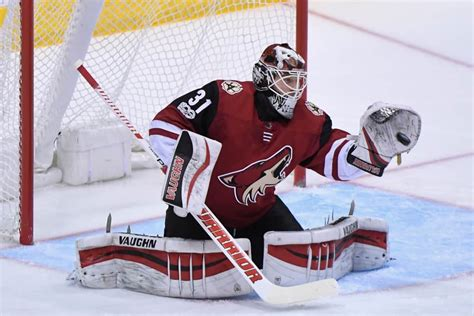 Arizona Coyotes: Scott Wedgewood and Dylan Strome Leading