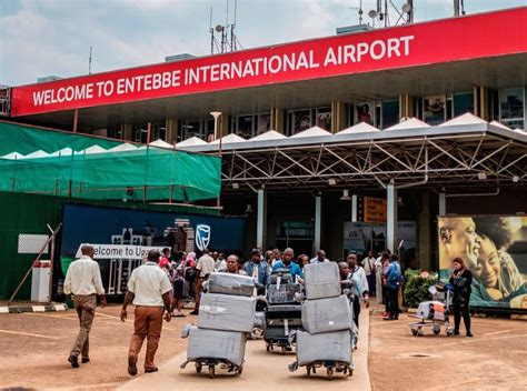 Entebbe International Airport will likely open on October