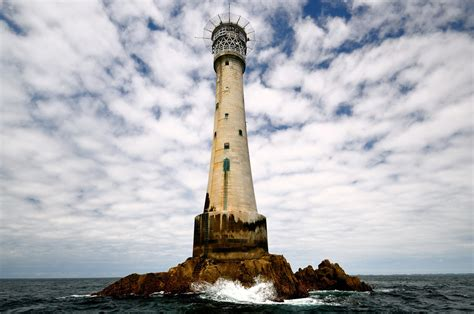 The Bishop Rock lighthouse, Isles of Scilly, England | Flickr