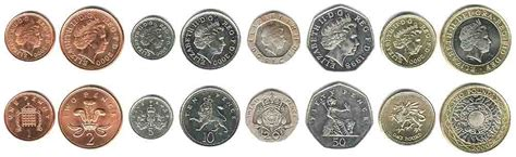 physical - Why do coins in some countries not display