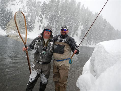Montana Winter Fly Fishing   Wild Trout Outfitters