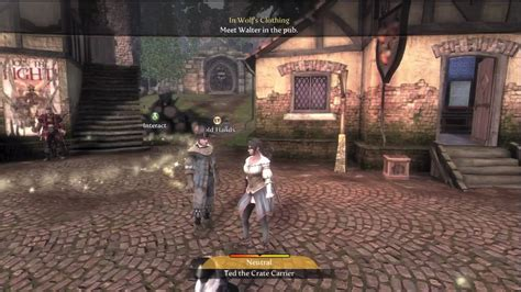 Fable 3 - The Co-op Mode - YouTube