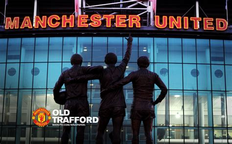 Old Trafford   Manchester United Wallpaper