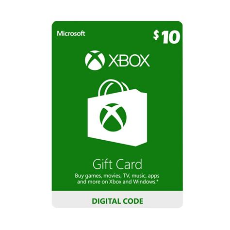 Jual Xbox Live Gift Card Voucher Game [USD 10] Online