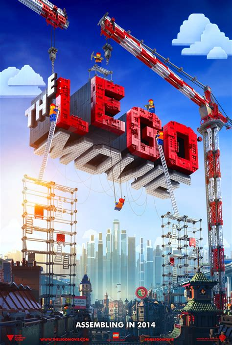 The Lego Movie Poster Full HD Wallpaper Image for Lumia