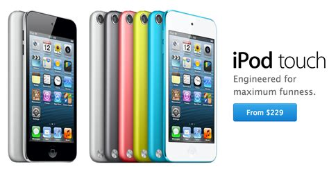 Apple announces new 'Space Gray' color for iPod touch