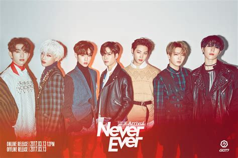 Explore More Awesome GOT7 Wallpapers and Logos for Your