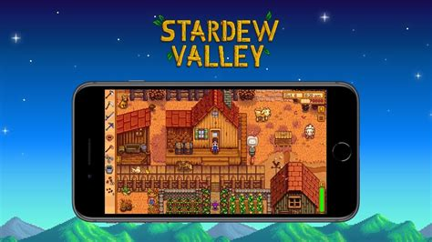 Stardew Valley iOS Release Date and Trailer Revealed - J