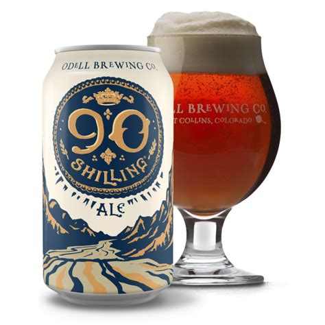90 Shilling Ale – Odell Brewing Co