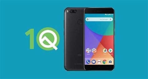 Download Xiaomi Mi A1 (Android 10) Lineage OS 17