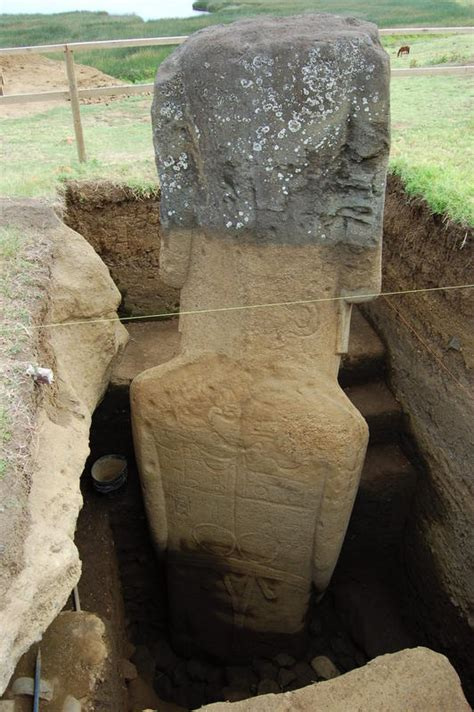 AIA Site Preservation Projects - Easter Island, Chile