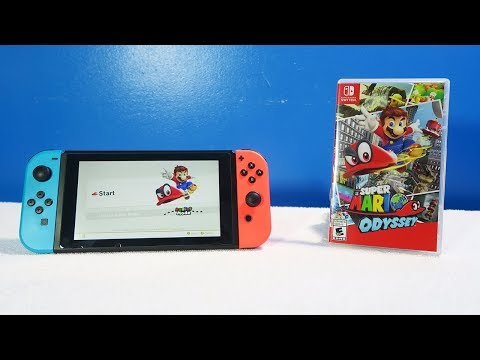 Super Mario Odyssey   Release date, amiibo, and everything