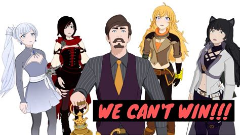 IM FREAKING OUT WITH THE INFO!!! RWBY Vol 6 Ep 3 - YouTube